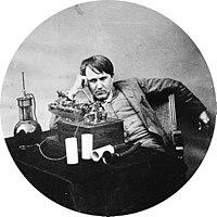 トーマス・エジソンを想う